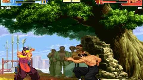 Street Fighter Fei Long download - Best Mugen Characters (najlepsze postacie)