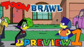 Toon Brawl - OFFICIAL PREVIEW 1