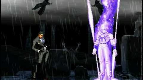 -MUGEN- Gustab M. (AI) vs God Orochi (AI)