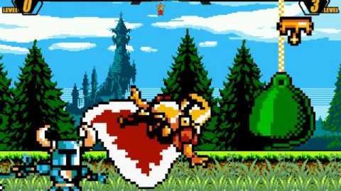MUGEN Shovel Knight FINALLY COMPLETED!!!