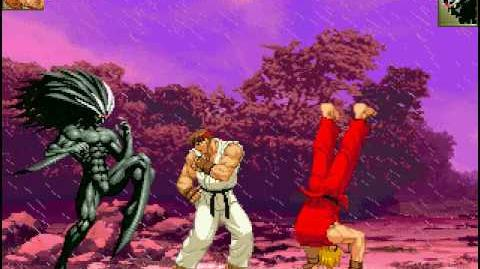MUGEN the alien invasion pt 3