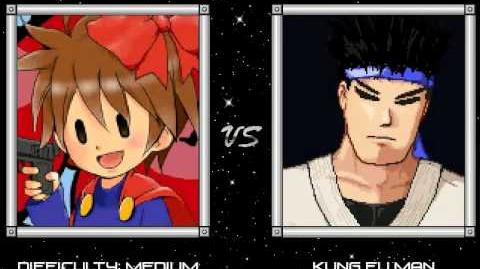 I wanna be the guy mugen fan game (free indie game)