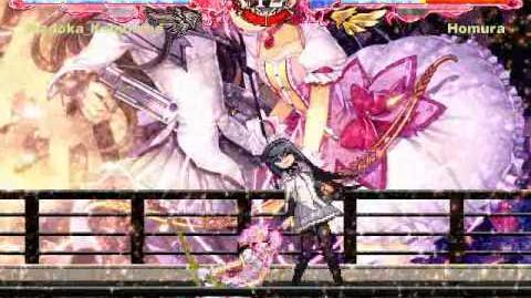 Madoka Kaname VS Homura Akemi