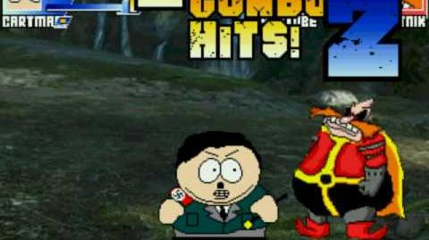 PS MUGEN Cartman(Me) Vs