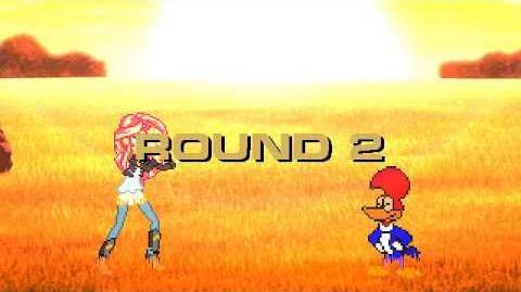 M.U.G.E.N Sunset Shimmer (Friendship Games) vs
