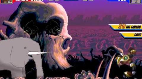 MUGEN Circle of Life - Slash-Beast vs Zou