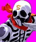 Skullomania Portrait