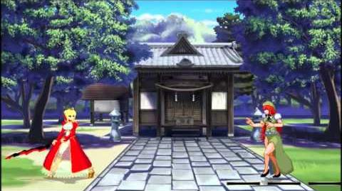 Hakurei Shrine 3D