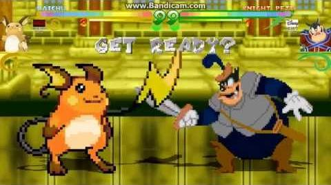 TFGAF Special - Raichu ( Pokémon )