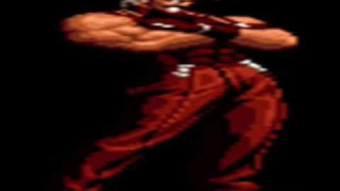 The King of Fighters '94 - Rugal B