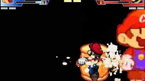 MUGEN Paper Mario vs