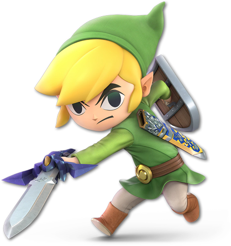 Toon Link | MUGEN Database | FANDOM powered by Wikia