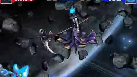 MUGEN Fundamental Forces - Death-o vs Chaos