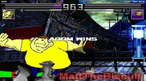 BMT MUGEN - Adom vs Omega Tiger Woods