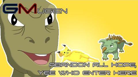 GMᴜɢᴇɴ - Abandon All Hope, Yee Who Enter Here