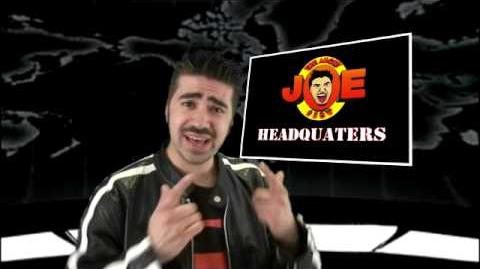 Angry Joe is in a Video Game! Joe vs. Venom!
