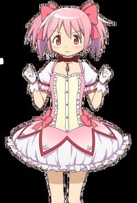 Magical Girl Outfit Madoka