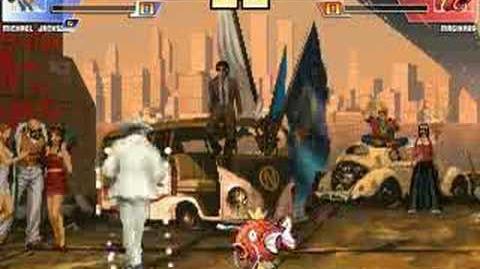 Michael Jackson Vs Magikarp M.U.G.E
