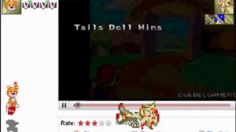 MUGEN Tails Doll Vs