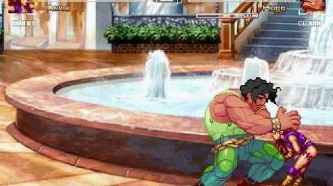 Mugen Aska vs Hugo