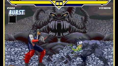 Metal Mugen - This Stupidness version of Venom