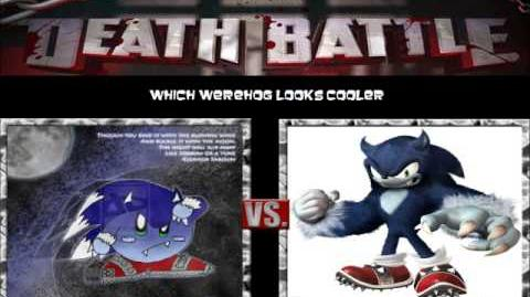 AngryMugenBirds/Yoshiarta Vote WereKirby vs WereSonic