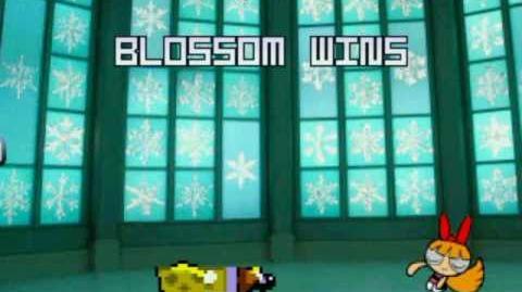 Blossom vs Spongebob