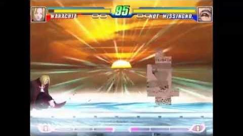 Mugen Rajaa's Warachia (Me) VS Missingno