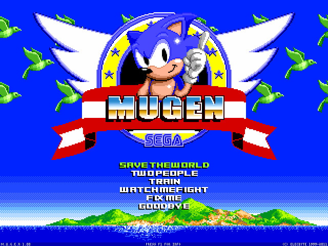 Ultimate Sonic Mugen | MUGEN Database | FANDOM powered by Wikia