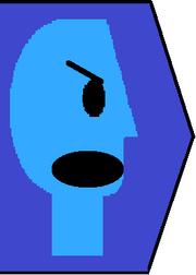 P Head Hyper Portrait