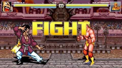 Hulk Hogan Vs