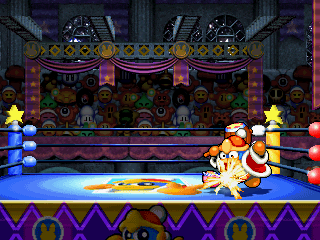 Kirby VS Dedede