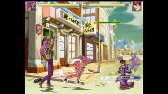 MUGEN Diavolo by IF demonstration
