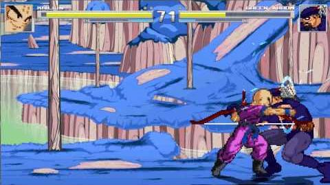 MUGEN Random Battle- Krillin Vs Green Arrow