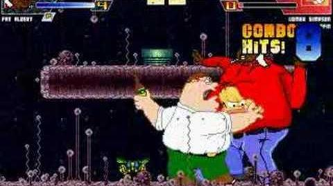 MUGEN - Fat Albert vs