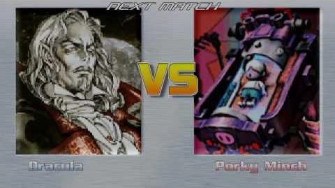 Mugen Battle Mania 52 - Dracula Vs Porky Minch