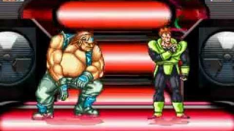 Mugen Jack vs Android 16 Arkanoid Syn