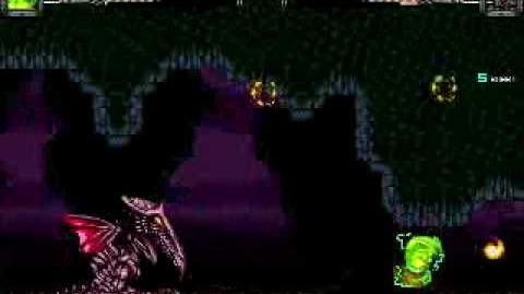 Samus Aran vs Ridley (Mugen)