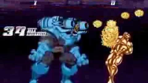 MUGEN Apocalypse vs Gold Geegus - HD