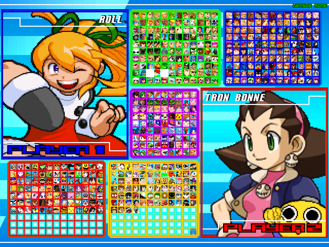 Jengy's Mugen Roster