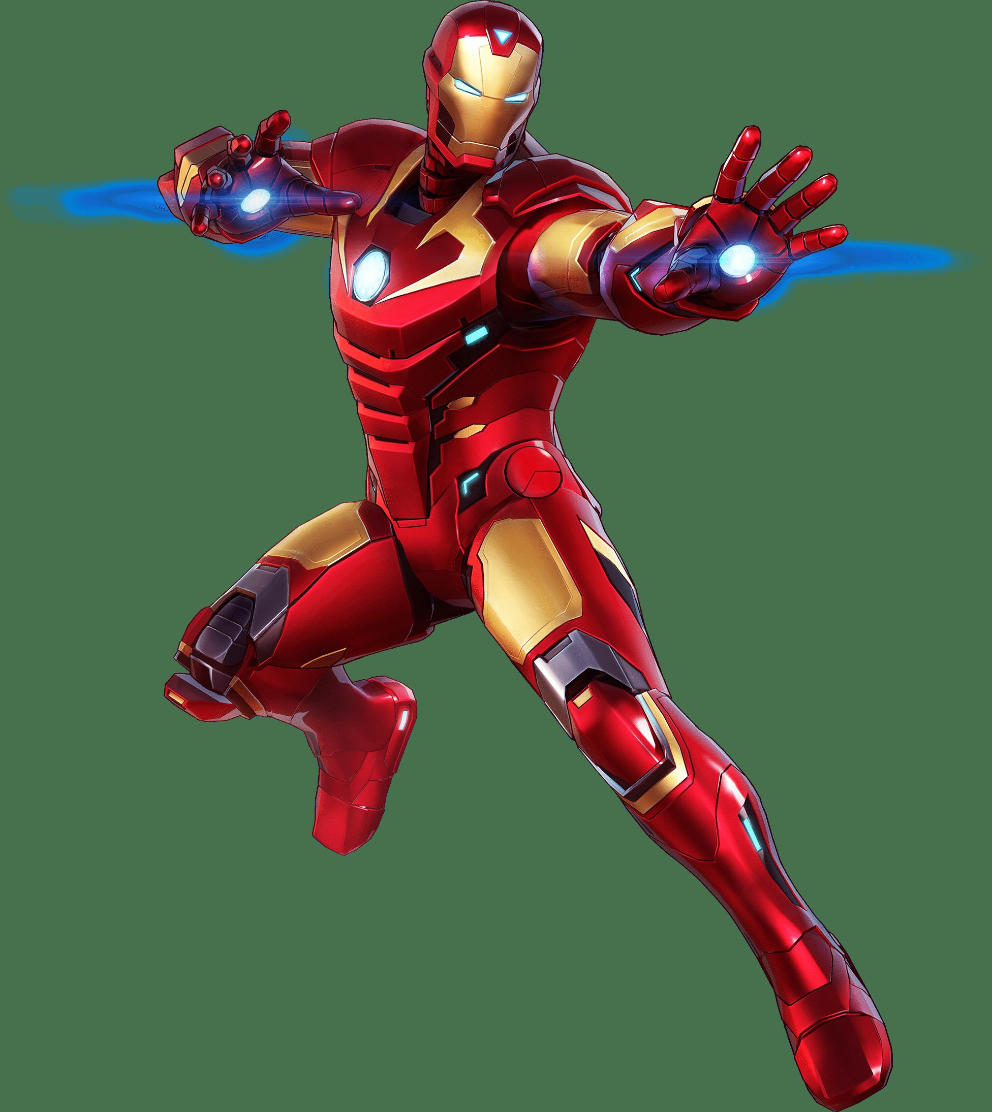Iron Man | MUGEN Database | Fandom
