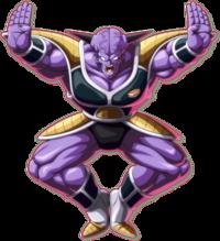 CaptainGinyu FighterZ