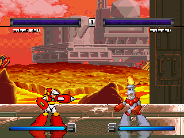 Fire Man's Stage