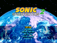 Sonic Speed Fighters 2