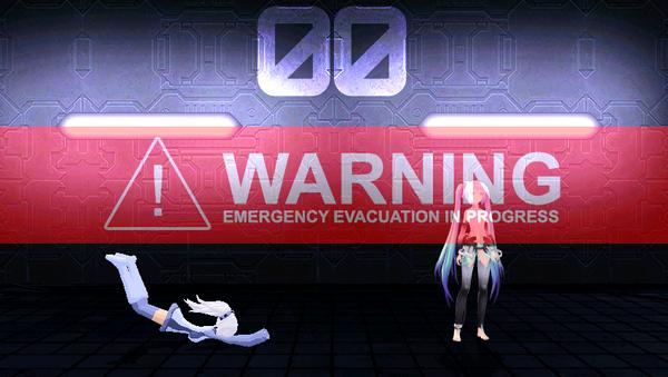 Evacuate REDUX