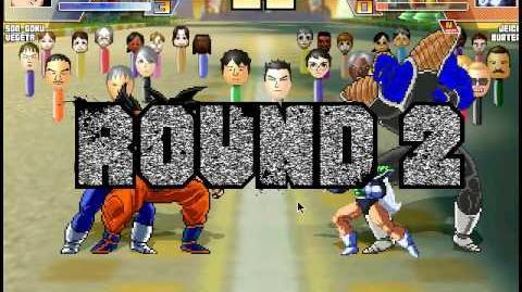 TwistedG's Mugen Battles 003 Goku and Vegeta VS Jeice and Burter