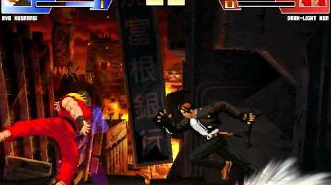 MUGEN Extra Stages Download - Burning Osaka HD (Capcom Vs SNK 2)