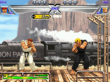 Train Stage (Capcom vs. SNK: Millennium Fight 2000)