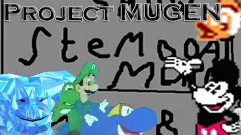 Project Mugen Steamsale Mouse
