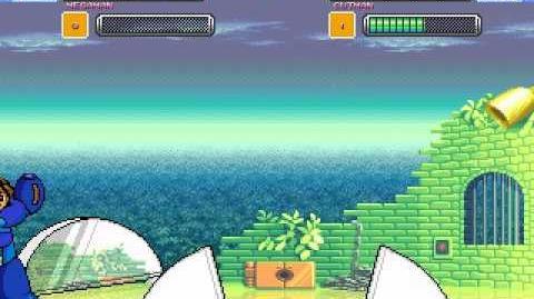 Mega Man Robot Master Mayhem (Mugen)-0